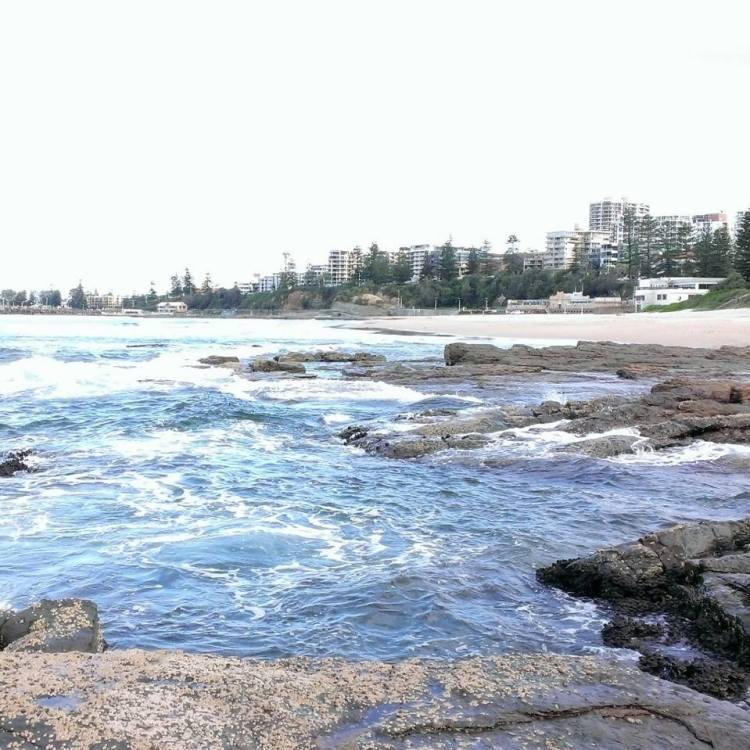 Beach beauty  North Wollongong