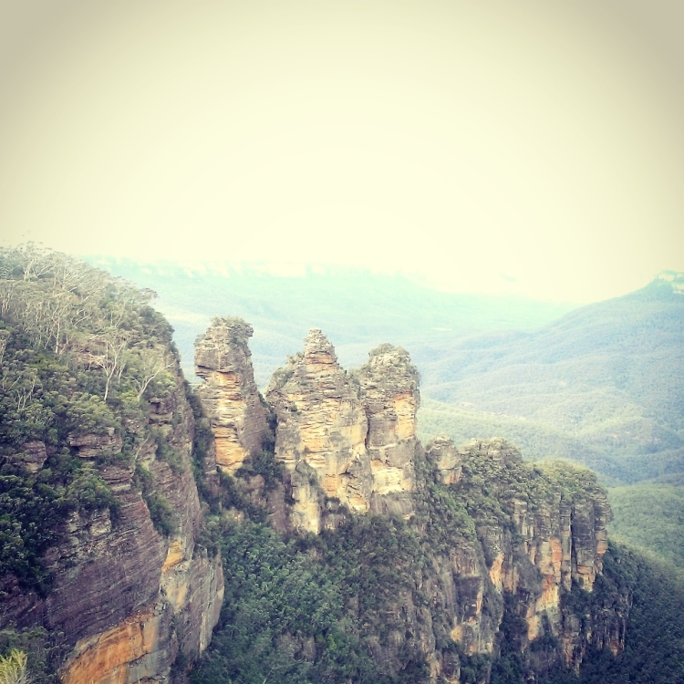 The Three Sisters, Katoomba, Blue Mountains