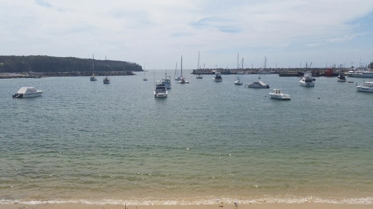 Ulladulla Harbour.
