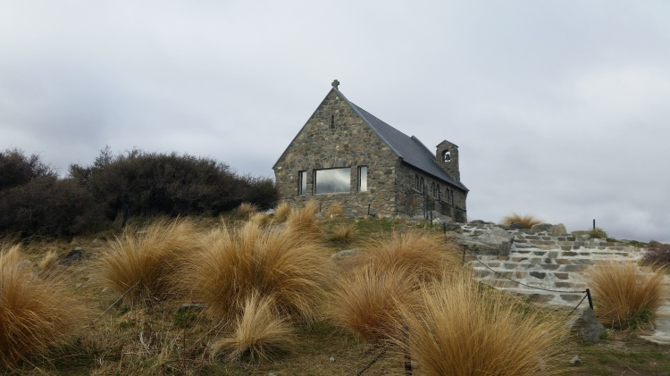 Church of the Good Shepherd, Lake Tekapo.