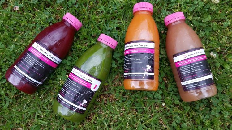 Fruit & Veg Schkinny Maninny Juices