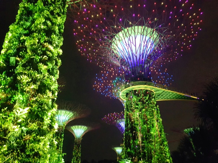 Gardens by bay, Singapore.