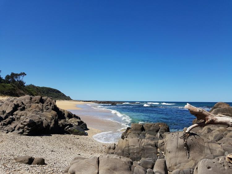 Cape Conran, Victoria.